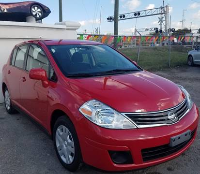 2011 Nissan Versa for sale at All About Price in Orlando FL