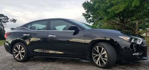 2016 Nissan Maxima for sale at All About Price in Orlando FL