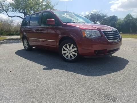 2010 Chrysler Town and Country for sale at All About Price in Orlando FL
