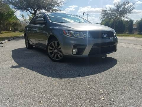 2011 Kia Forte Koup for sale at All About Price in Orlando FL