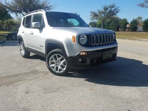 2016 Jeep Renegade for sale at All About Price in Orlando FL