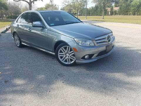 2008 Mercedes-Benz C-Class for sale at All About Price in Orlando FL