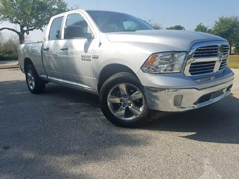 2016 RAM Ram Pickup 1500 for sale at All About Price in Orlando FL