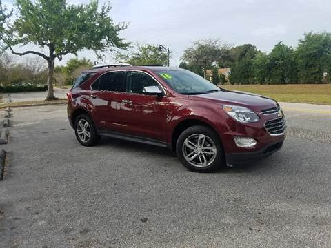 2016 Chevrolet Equinox for sale at All About Price in Orlando FL