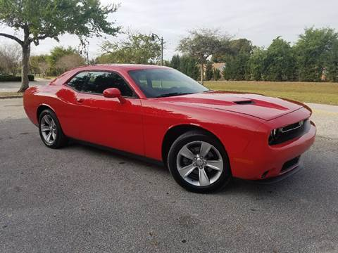 2016 Dodge Challenger for sale at All About Price in Orlando FL