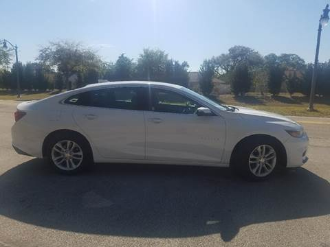 2017 Chevrolet Malibu for sale at All About Price in Orlando FL