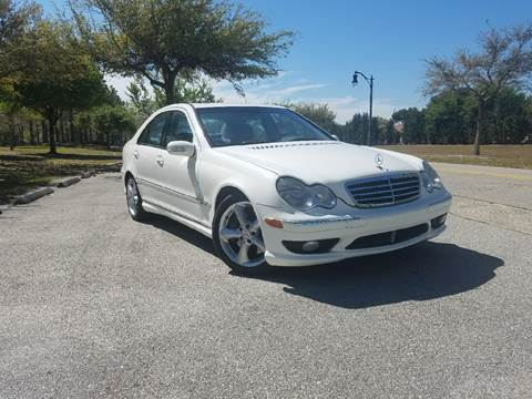 2006 Mercedes-Benz C-Class for sale at All About Price in Orlando FL