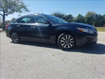 2017 Nissan Altima for sale at All About Price in Orlando FL
