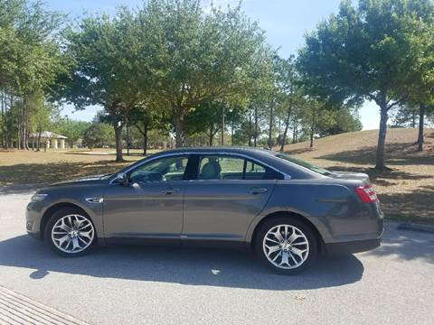 2016 Ford Taurus for sale at All About Price in Orlando FL
