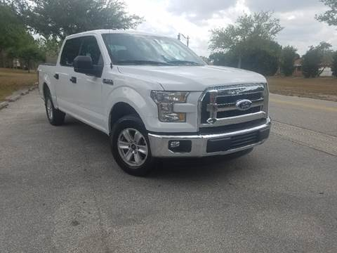 2016 Ford F-150 for sale at All About Price in Orlando FL