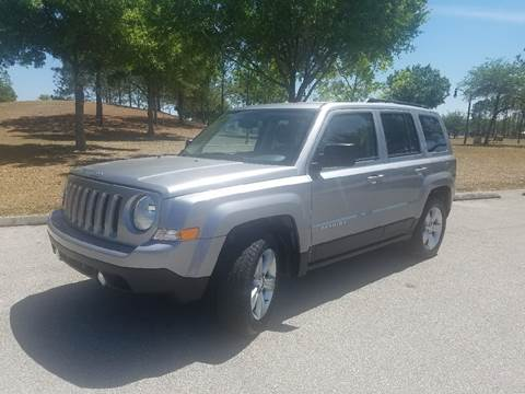 2016 Jeep Patriot for sale at All About Price in Orlando FL