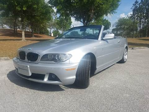 2005 BMW 3 Series for sale at All About Price in Orlando FL