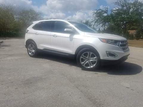 2016 Ford Edge for sale at All About Price in Orlando FL