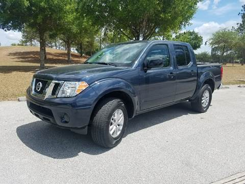 2016 Nissan Frontier for sale at All About Price in Orlando FL