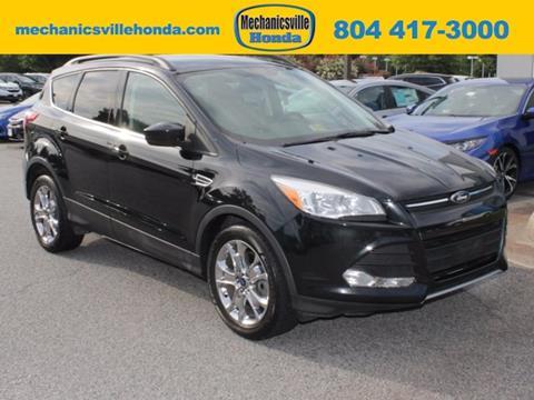 2014 Ford Escape for sale in Mechanicsville VA