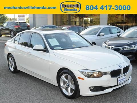 2015 BMW 3 Series for sale in Mechanicsville VA