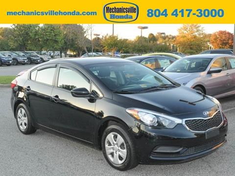 2014 Kia Forte for sale in Mechanicsville, VA