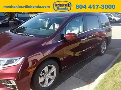 2018 Honda Odyssey for sale in Mechanicsville, VA