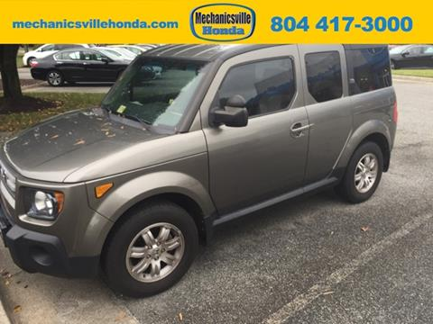 2007 Honda Element for sale in Mechanicsville, VA