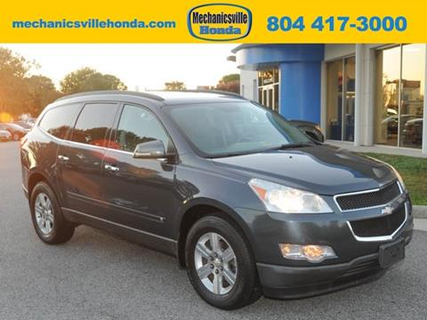 2010 Chevrolet Traverse for sale in Mechanicsville VA