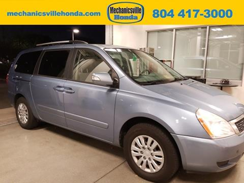 2012 Kia Sedona for sale in Mechanicsville, VA
