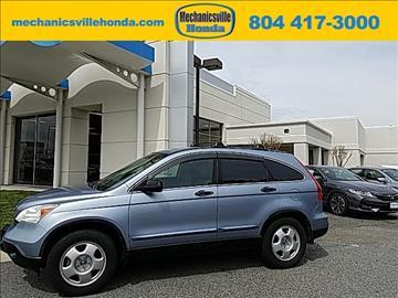 2008 Honda CR-V for sale in Mechanicsville, VA