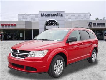 2017 Dodge Journey for sale in Monroeville, PA