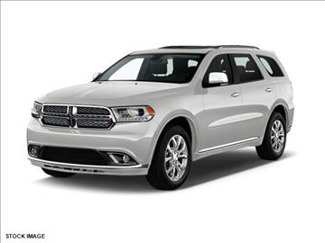 2017 Dodge Durango for sale in Monroeville, PA