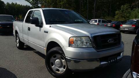 2004 Ford F-150 for sale in Providence, RI