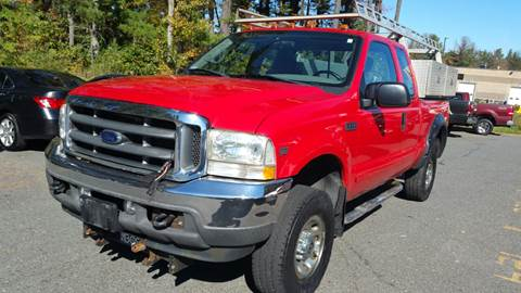 2002 Ford F-250 Super Duty for sale in Providence, RI