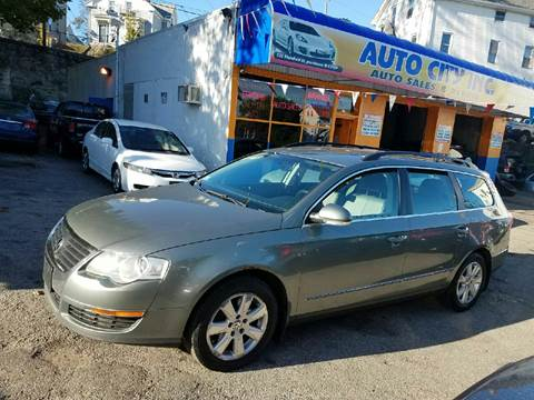 2008 Volkswagen Passat for sale in Providence, RI