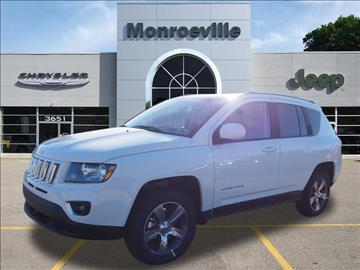 2017 Jeep Compass for sale in Monroeville, PA