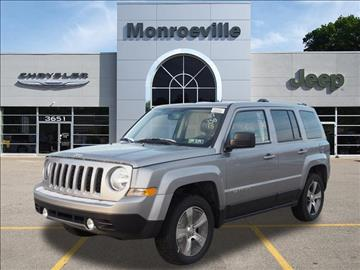 2017 Jeep Patriot for sale in Monroeville, PA