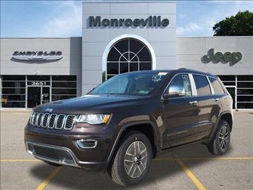 2017 Jeep Grand Cherokee for sale in Monroeville, PA