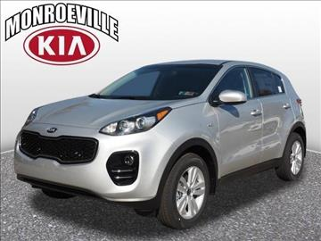 2017 Kia Sportage for sale in Monroeville, PA