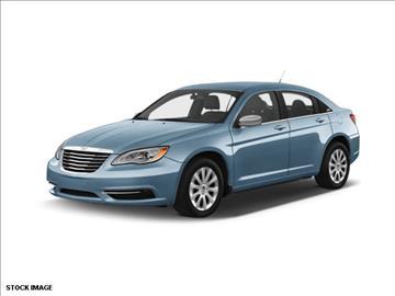 2012 Chrysler 200 for sale in Monroeville, PA