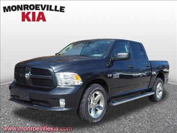 2015 RAM Ram Pickup 1500 for sale in Monroeville, PA