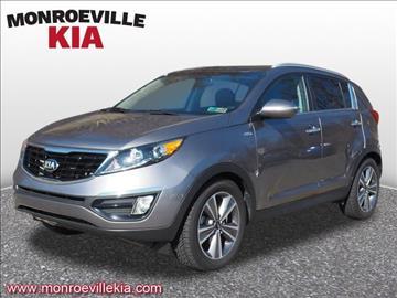 2014 Kia Sportage for sale in Monroeville, PA