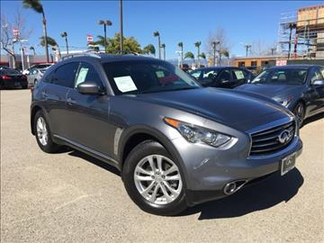 2013 Infiniti FX37 for sale in Oxnard, CA