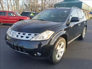 2003 Nissan Murano for sale in Merrimack, NH
