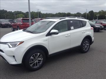 2017 Toyota RAV4 Hybrid for sale in Mechanicsville, VA