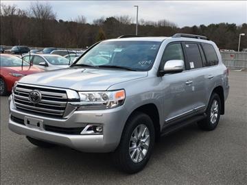 2017 Toyota Land Cruiser for sale in Mechanicsville, VA