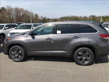2017 Toyota Highlander for sale in Mechanicsville, VA