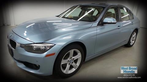 2014 BMW 3 Series for sale in Richmond, VA