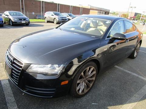 Audi Richmond Va >> Audi A7 For Sale In Richmond Va Carsforsale Com