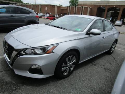 2019 Nissan Altima 2.5 S for sale at WEST BROAD HONDA in Richmond VA