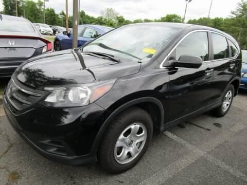 2014 Honda CR-V LX for sale at WEST BROAD HONDA in Richmond VA