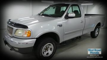 2002 Ford F-150 for sale in Richmond, VA