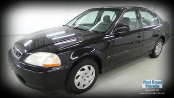 1997 Honda Civic for sale in Richmond, VA