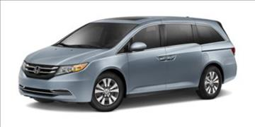 2017 Honda Odyssey for sale in Richmond, VA